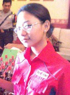 Susinta Hudi Presenter Berita TV One