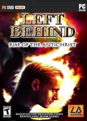 Categoria estrategia, Capa Left Behind 3: Rise of the Antichrist (PC)