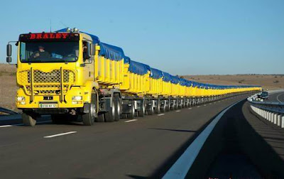 Longest Truck