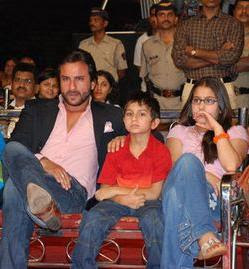 Bollywood Stars with their Kids