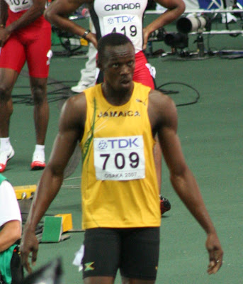 World Fastest Man - Usain Bolt