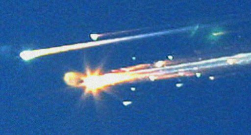 space shuttle columbia disaster. space shuttle columbia