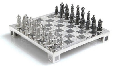World Most Expensive Chess Set