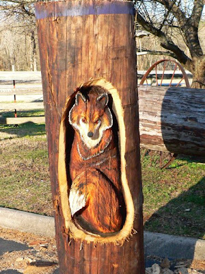 Amazing Wooden Art