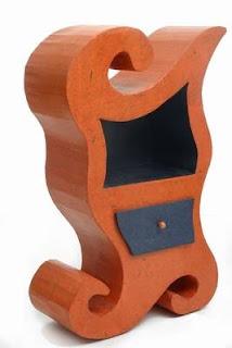Cardboard  carton furniture
