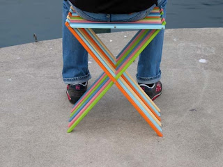 multifunctional chair stool