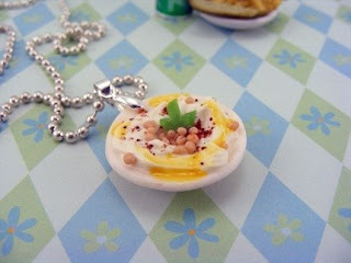 Hummus Necklace