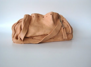 bag sculpture