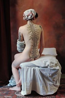 the bather photograph
