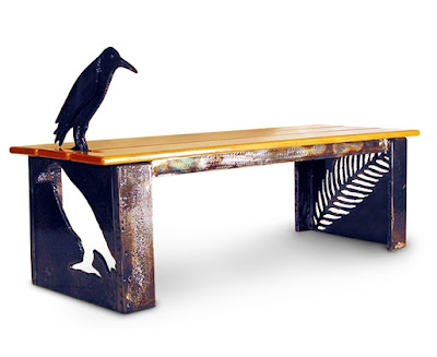 crow bench