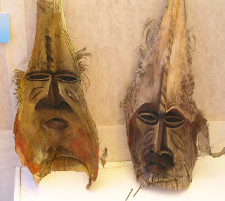 palm branches masks