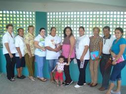 Grupo de padres y comunidad inscritos a CADTeC