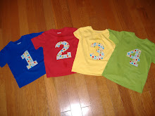 Number applique