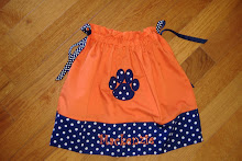 Auburn Pillowcase dress