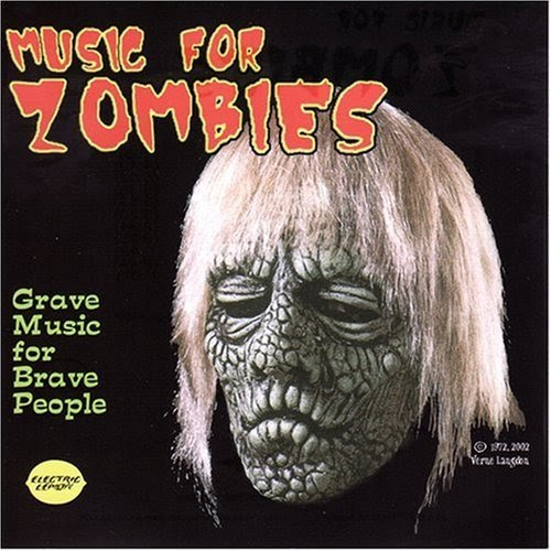 Verne Langdon Halloween Spooktacular Horrific Scary Scores Sounds