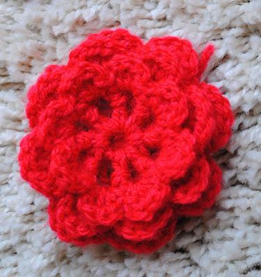 Crochet Flowers Video