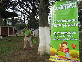 Foto 0 en  - MANTENIMIENTO DE PARQUES