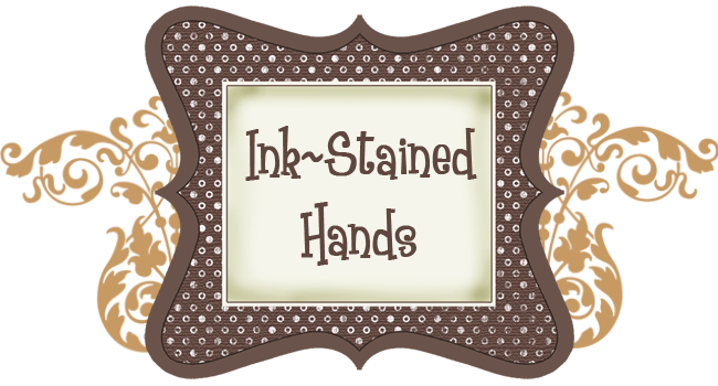 Ink-Stained Hands