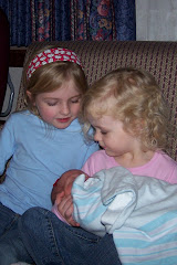 Chloes Birth December 13, 2007