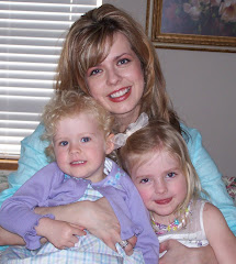 Momma and Girls Easter 2007