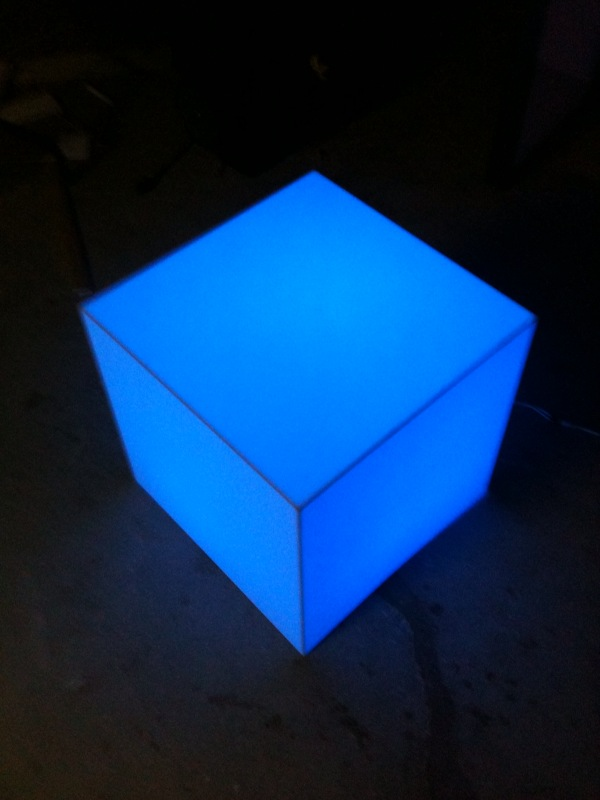 barchefs the glowing cube by barchefs