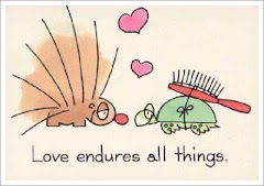 Love endures all things