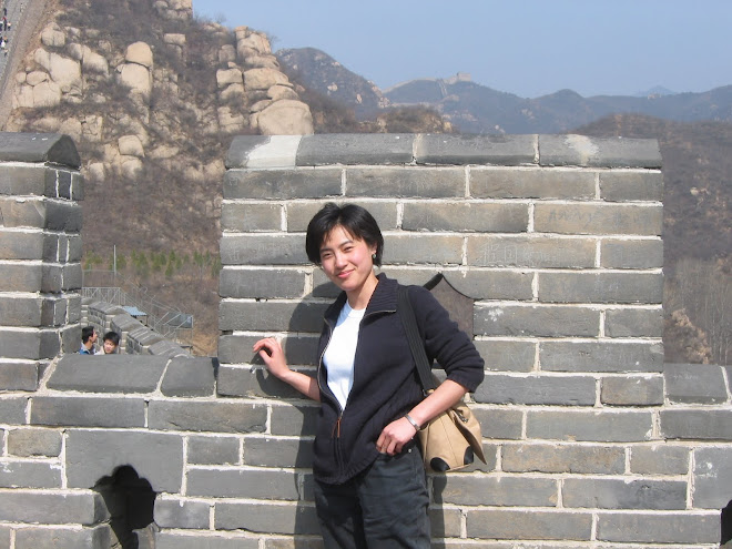 Urania at the Great Wall