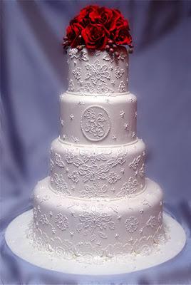 cake monogram
