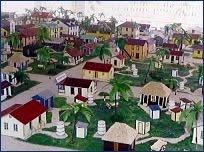 Las casitas chetumaleñas
