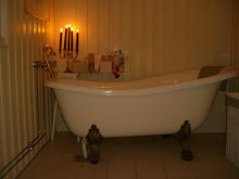 Älskar mitt badkar!