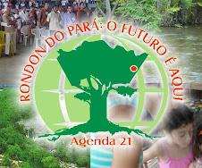 Participamos da Agenda 21 de nossa cidade.