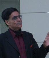 IPCC vice chairman Mohan Munasinghe of Sri Lanka