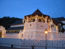 The Holy Temple of the Tooth, Kandy, Sri Lanka