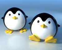 papeis de parede pinguins