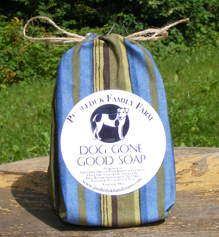 Dog Gone Good Soap