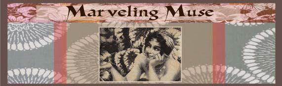 Marveling Muse