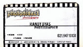 Apabila Anda Butuh Photographer Berbagai Macam Acara, Silahkan Hubungi Randy Dyas !!!