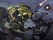 #8 MechWarrior Online Wallpaper