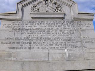 Yorktown Monument