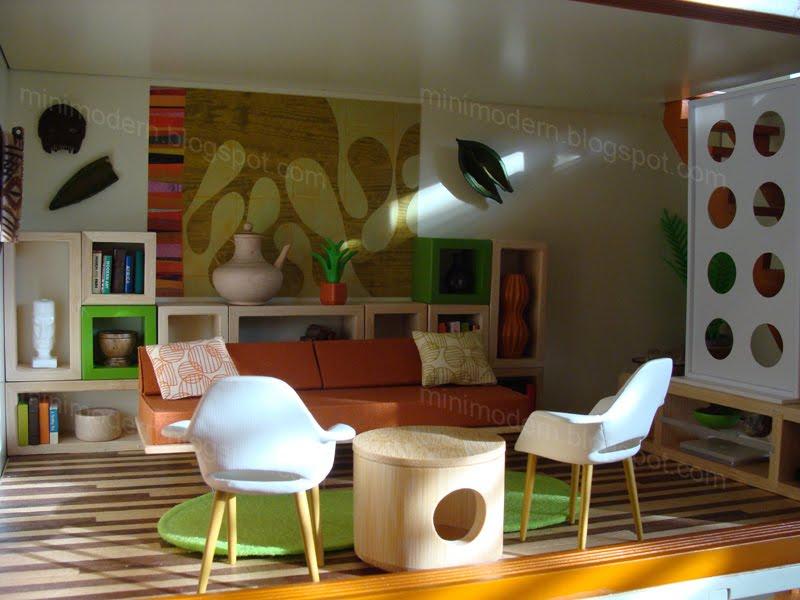 Used Hape Dollhouse Furniture