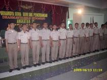 17 siswa yg di terima di Lion Air