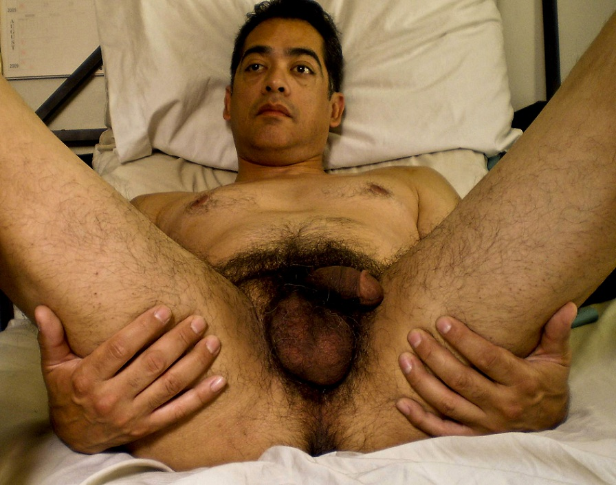 Hairy Male Video 28