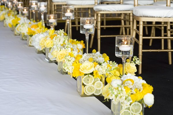 of DIY: Ceremony Decor!