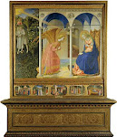 Annunciation - Fra Angelico