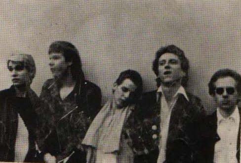 Tape Attack Tempo Live Im Berliner Rock Zirkus 051980