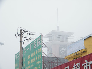 3rd snow in Qiqihar in lunar 2009, dirty cleaned. - zhudajiu朱大九 - zhudajiu朱大九——龙泉之眼