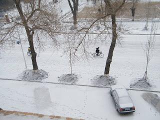 5th snow in Qiqihar after dirt and dark recently - benzillar. 天下中帝 - riveryog, 旎宫嘉坊