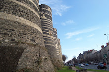 Le Chateau. Angers, FR