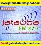 Clique Aqui e Acesse  A Rádio Jataúba FM