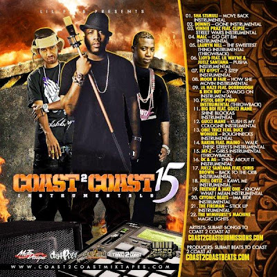 download coast 2 coast instrumentals 15